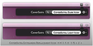 CoverSutra menu Icon