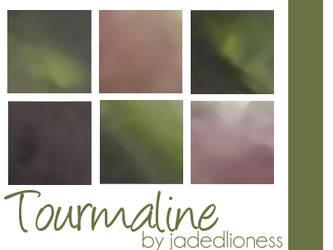 Wtourmaline by jadedlioness