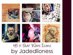 Star Wars Expanded Universe Icons