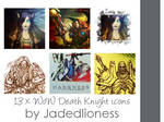 World of Warcraft Death Knight Icons