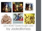 World of Warcraft Death Knight Icons by jadedlioness