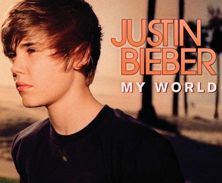 Justin Bieber My World...