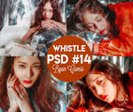 Whistle | PSD #14