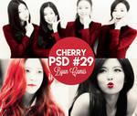 Cherry - PSD #29