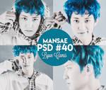 Mansae - PSD #40