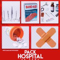 PACK PNGS: Hospital | ByunCamis
