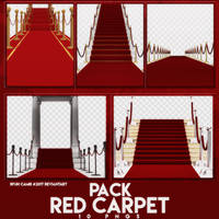 PACK PNGS: Red Carpet | ByunCamis by fairyixing