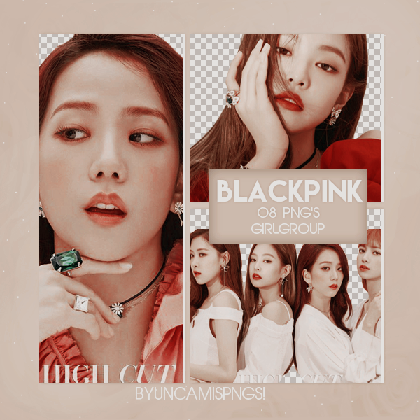 PNG PACK #72] BLACKPINK by fairyixing on DeviantArt