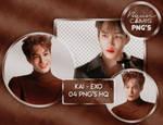 [PNG PACK] KAI - EXO (ELLE MAGAZINE NOVEMBER)