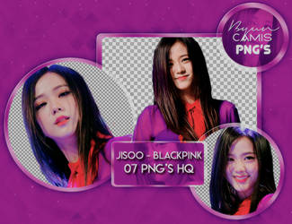 [PNG PACK #92] JISOO (BLACKPINK) by fairyixing