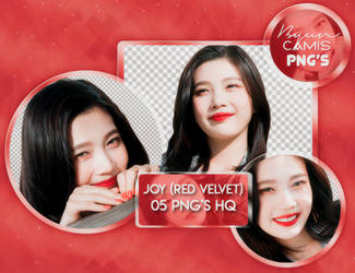 [PNG PACK #108] JOY (RED VELVET) by fairyixing