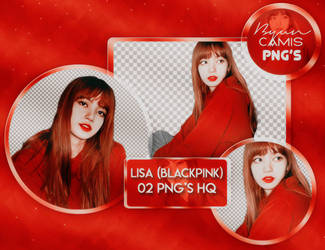 [PNG PACK #113] LISA (BLACKPINK) by fairyixing