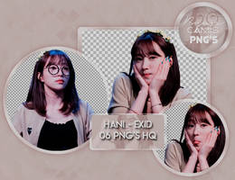 [PNG PACK #115] HANI (EXID) by fairyixing