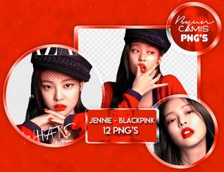 [PNG PACK #147] JENNIE (BLACKPINK)