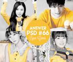 Answer - PSD #66