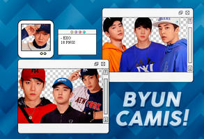 [PNG PACK #374] EXO (MLB) by fairyixing
