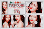 [PNG PACK #412] Krystal - (F(x) - Etude) by fairyixing