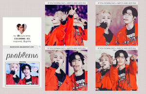 + problems | psd 113 by fairyixing
