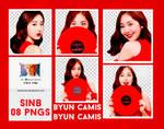 [PNG PACK #478] Sinb - GFriend (Clinique)