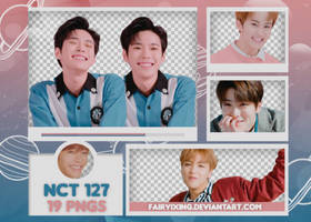 [PNG PACK #623] NCT 127 - Touch (MV)