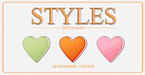 +styles 7 | fairyixing