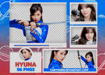 [PNG PACK #629] HyunA - (Mystic Fighter) by fairyixing