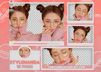 [PNG PACK #643] Park Sora - Model (STYLENANDA) by fairyixing