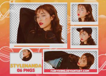 [PNG PACK #648] Park Sora - Model (STYLENANDA) by fairyixing