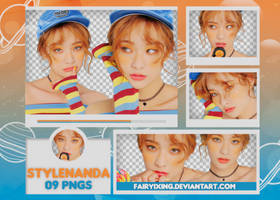 [PNG PACK #654] Byun Jungha - Model (STYLENANDA) by fairyixing