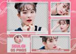 [PNG PACK #672] Seulgi - Red Velvet (NAVER)