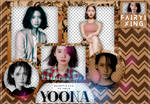 [PNG PACK #705] YoonA - SNSD (GRAZIA 2018)