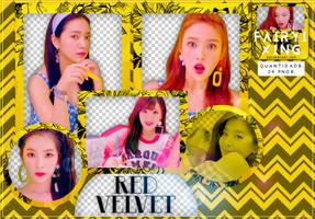 [PNG PACK #730] Red Velvet - Power Up (MV) by fairyixing