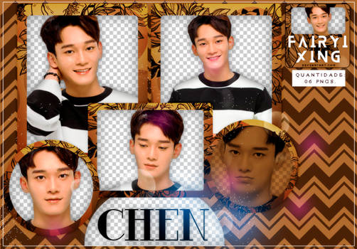 [PNG PACK #751] Chen - EXO (LOVE PLANET)