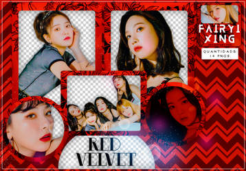 [PNG PACK #789] Red Velvet - (JELLY MAGAZINE) by fairyixing