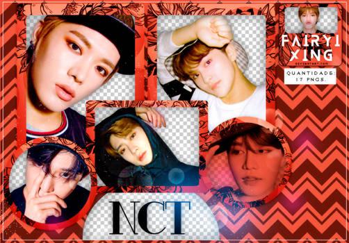 [PNG PACK #793] NCT - (DAZED)
