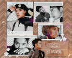 [PNG PACK #852] D.O - EXO (Don't Mess Up My Tempo)