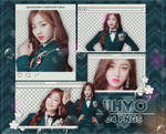 [PNG PACK #859] Jihyo - TWICE (ONCE 2nd TWICEZINE)