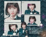 [PNG PACK #860] Momo - TWICE (ONCE 2nd TWICEZINE)