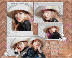 [PNG PACK #867] Rose - BLACKPINK (180930) by fairyixing