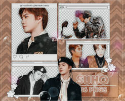 [PNG PACK #874] Suho - EXO (DMUMT) by fairyixing