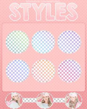 +styles 9 | fairyixing