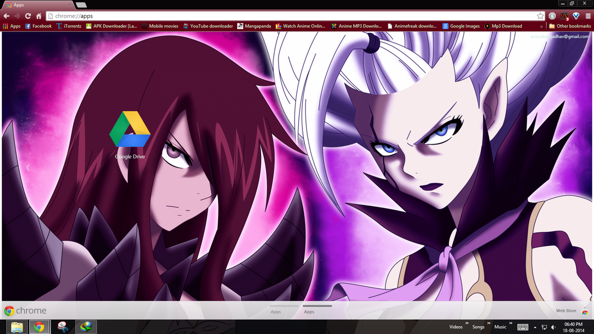 Google themes chrome anime - Google Themes Chrome Anime 49