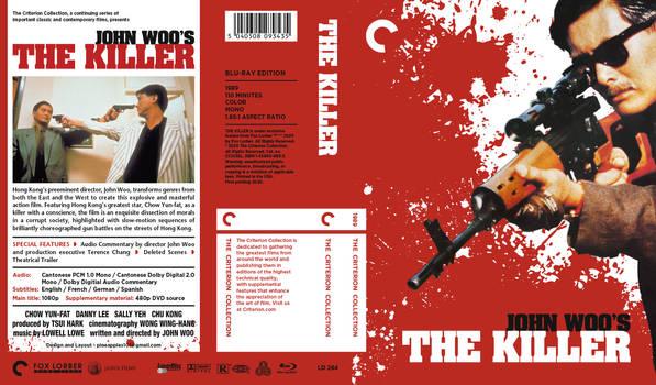 The Killer - Criterion Collection Artwork