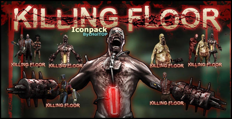 KillingFloor IconPack by cHolTOP