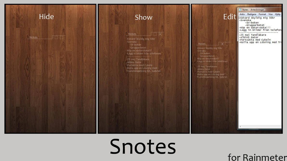 Snotes by albinozz