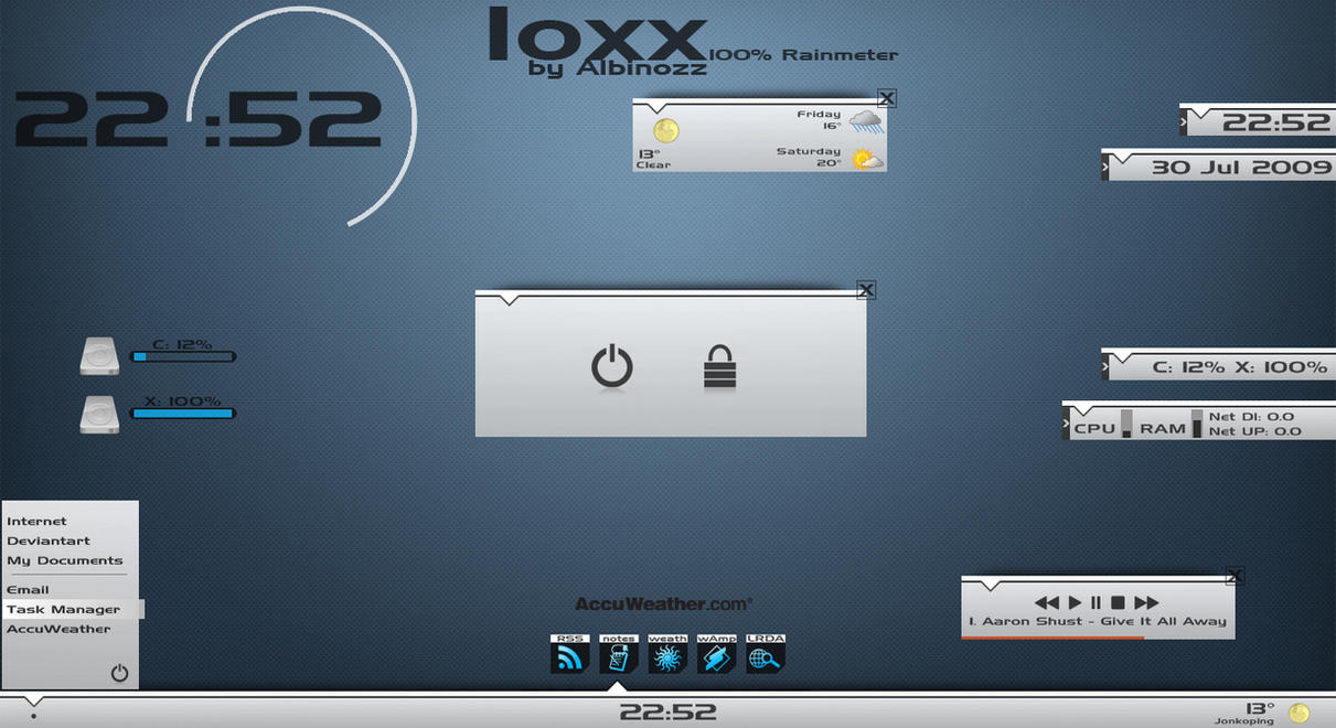 Ioxx Pack by albinozz
