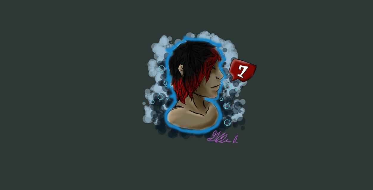 new tumblr icon for Brokenboozebottles by waywardJellyfish