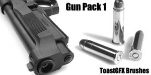 Gun Brush Pack 1