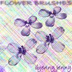 Photoshop Flower Brushes 2