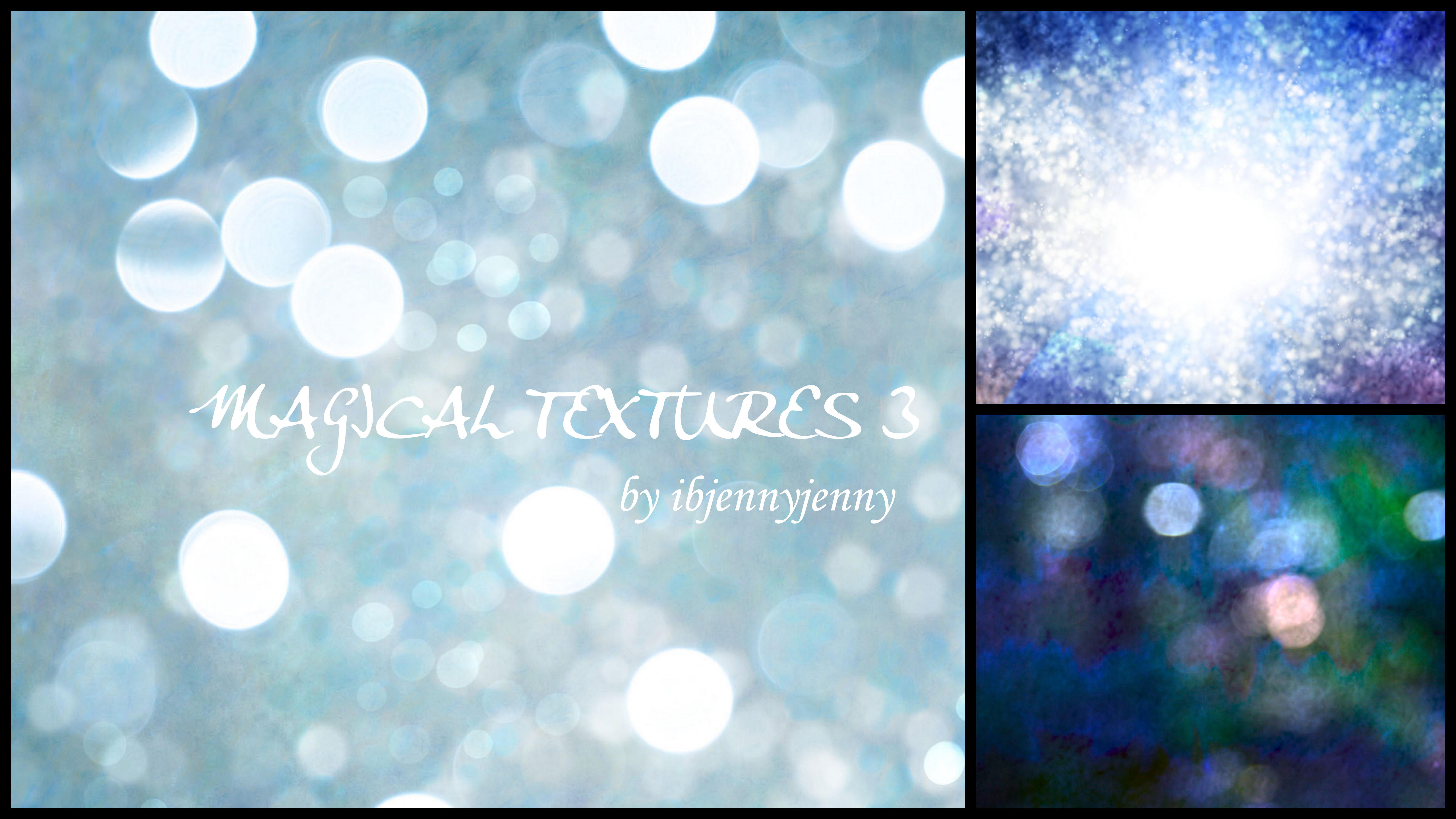 Magical Textures 3 by ibjennyjenny